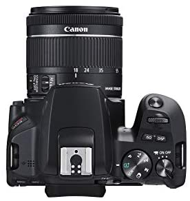 31PmODSGOyL. AC  - Canon EOS REBEL SL3 Digital SLR Camera with EF-S 18-55mm Lens kit, Built-in Wi-Fi, Dual Pixel CMOS AF and 3.0 Inch Vari-Angle Touch Screen, Black