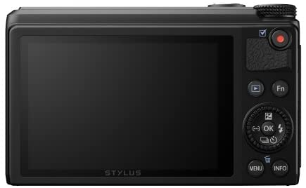 31WkJvg RML. AC  - Olympus XZ-10 iHS 12MP Digital Camera with 5x Optical Image Stabilized Zoom and 3-Inch LCD (Black) (Old Model)