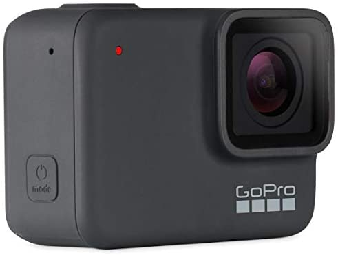 31Yfq0GKMnL. AC  - GoPro HERO7 Silver - Waterproof Digital Sports and Action Camera with Touch Screen 4K HD Video 10MP Photos, Bundle with Floating Hand Grip, 2 Extra Batteries + 64GB microSD Card + Cleaning Cloth