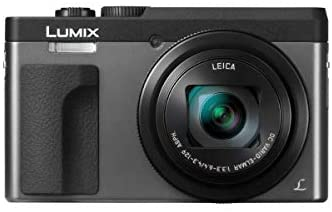 31ZUDcogd+L. AC  - Panasonic LUMIX DC-ZS70S, 20.3 Megapixel, 4K Digital Camera, Touch Enabled 3-inch 180 Degree Flip-Front Display, 30X Zoom (Silver), Bag, Extra Battery-Charger, 32GB SD Card, PC Software Kit, Tripod