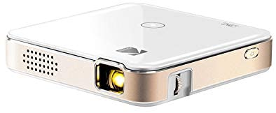 31sko6c9NQL. AC  - KODAK Luma 150 Ultra Mini Pocket Pico Projector - Built in Rechargeable Battery & Speaker, 1080P Support Portable Wireless LED DLP Movie & Video Travel Projector, Connects to iPhone and Android