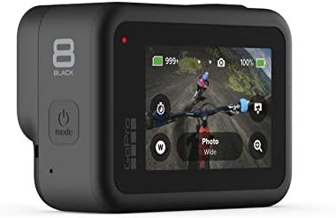 31uo1TqqCUL. AC  - GoPro HERO8 Black - Waterproof Action Camera with Touch Screen 4K Ultra HD Video 12MP Photos 1080p Live Streaming Stabilization