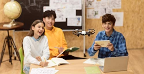 4142KnfLA7L. AC  - Ryze Tech Tello - Mini Drone Quadcopter UAV for Kids Beginners 5MP Camera HD720 Video 13min Flight Time Education Scratch Programming Toy Selfies, powered by DJI, White
