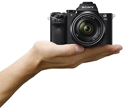 417jJsAC4+L. AC  - Sony Alpha a7 IIK E-mount interchangeable lens mirrorless camera with full frame sensor with 28-70mm Lens