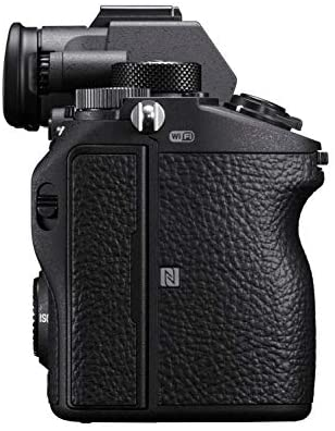 """4196YWOXCkL. AC  - Sony a7R III Mirrorless Camera: 42.4MP Full Frame High Resolution Interchangeable Lens Digital Camera with Front End LSI Image Processor, 4K HDR Video and 3"""" LCD Screen - ILCE7RM3/B Body, Black"""