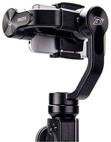 41BjEdk1jbL. AC  - Zhiyun Smooth 4 3-Axis Handheld Gimbal Stabilizer with Grip Tripod for iPhone 12 11 Pro Xs Max Xr X 8 Plus 7 6 SE Android Cell Phone Smartphone YouTube Vlog Live Video Kit