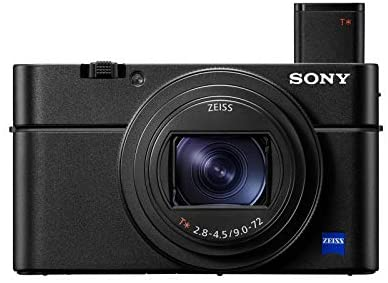 41FXoikUG2L. AC  - Sony RX100 VII Premium Compact Camera with 1.0-type stacked CMOS sensor (DSCRX100M7)
