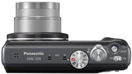 41KMytRc0cL. AC  - Panasonic DMC-ZS9 14.1MP Digital Camera with 16x Optical Zoom and 21x Intelligent Zoom Function (Black)
