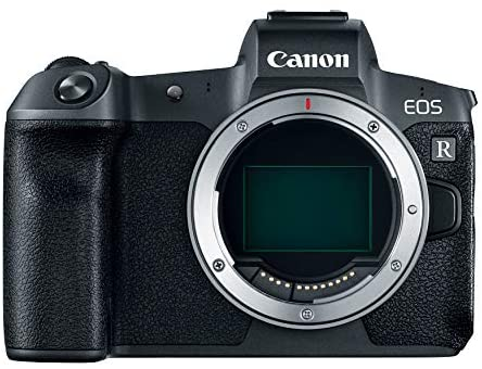 41KUbSeNOYL. AC  - Canon Full Frame Mirrorless Camera [EOS R]| Vlogging Camera (Body) with 30.3 MP Full-Frame CMOS Sensor, Dual Pixel CMOS AF, Wi-Fi, and 4K Video Recording up to 30 fps