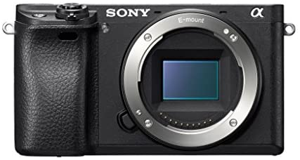 """41MY6tPw3sL. AC  - Sony Alpha a6300 Mirrorless Camera: Interchangeable Lens Digital Camera with APS-C, Auto Focus & 4K Video - ILCE 6300 Body with 3"""" LCD Screen - E Mount Compatible - Black (Includes Body Only)"""