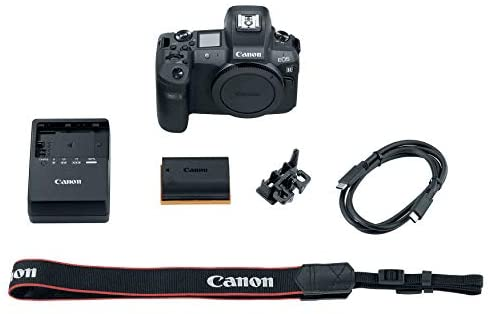 41OWLnBLOVL. AC  - Canon Full Frame Mirrorless Camera [EOS R]| Vlogging Camera (Body) with 30.3 MP Full-Frame CMOS Sensor, Dual Pixel CMOS AF, Wi-Fi, and 4K Video Recording up to 30 fps