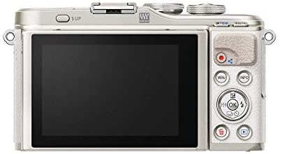 41OscG+PtvL. AC  - Olympus PEN E-PL9 Body Only with 3-Inch LCD (Pearl White)