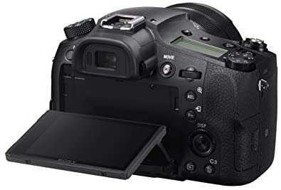 41SIVgZM9ZL. AC  - Sony Cyber‑Shot RX10 IV with 0.03 Second Auto-Focus & 25x Optical Zoom (DSC-RX10M4)
