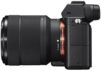 41Ty4BwWMwL. AC  - Sony Alpha a7 IIK E-mount interchangeable lens mirrorless camera with full frame sensor with 28-70mm Lens