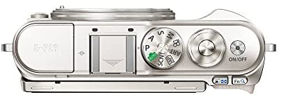 41UjwjDsXJL. AC  - Olympus PEN E-PL9 Body Only with 3-Inch LCD (Pearl White)