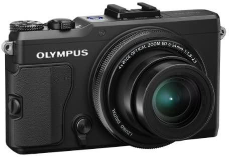 41WUb+ R3BL. AC  - Olympus XZ-2 Digital Camera (Black) - International Version (No Warranty)