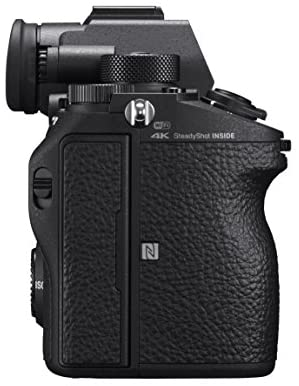 41WgYJiS+ZL. AC  - Sony a9 Full Frame Mirrorless Interchangeable-Lens Camera (Body Only) (ILCE9/B),Black