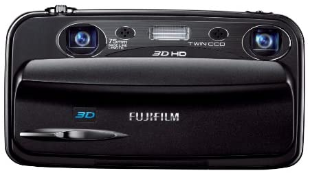 41ZYxlHkLDL. AC  - Fujifilm FinePix Real 3D W3 Digital Camera with 3.5-Inch LCD (Discontinued by Manufacturer)