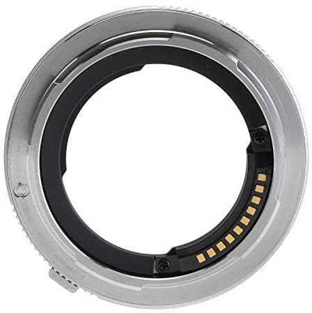 41ZtUQcYQ7L. AC  - Leica M-Mount to L-Mount Lens Adapter (Silver)
