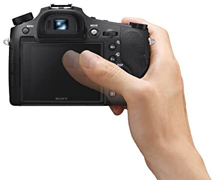 41a2pd456TL. AC  - Sony Cyber‑Shot RX10 IV with 0.03 Second Auto-Focus & 25x Optical Zoom (DSC-RX10M4)