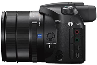 41a4dKB++4L. AC  - Sony Cyber‑Shot RX10 IV with 0.03 Second Auto-Focus & 25x Optical Zoom (DSC-RX10M4)