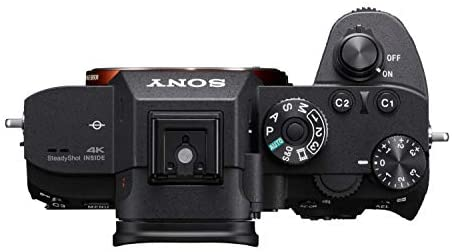 """41dOXTSO+VL. AC  - Sony a7R III Mirrorless Camera: 42.4MP Full Frame High Resolution Interchangeable Lens Digital Camera with Front End LSI Image Processor, 4K HDR Video and 3"""" LCD Screen - ILCE7RM3/B Body, Black"""