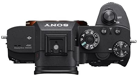 """41endb fN L. AC  - Sony a7R III Mirrorless Camera: 42.4MP Full Frame High Resolution Interchangeable Lens Digital Camera with Front End LSI Image Processor, 4K HDR Video and 3"""" LCD Screen - ILCE7RM3/B Body, Black"""