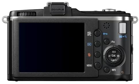 41nz7avdcAL. AC  - Olympus PEN E-P2 12.3 MP Micro Four Thirds Mirrorless Digital Camera with 17mm f/2.8 Lens and Electronic View Finder