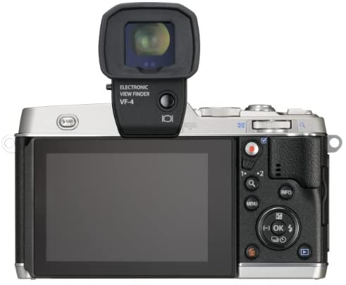 41qHETE1A5L. AC  - Olympus E-P5 16.1 MP Mirrorless Digital Camera with 3-Inch LCD and 17mm f/1.8 lens (Silver with Black Trim)