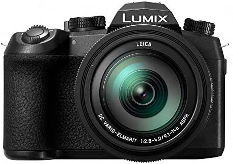 41qvYMfs4bL. AC  - Panasonic Lumix FZ1000 II 20.1MP Digital Camera, 16x 25-400mm Leica DC Lens Point and Shoot Camera with Memory Card, Bag, Spare Battery and More