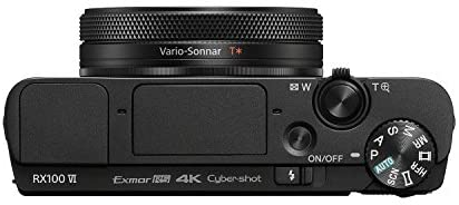 41tVx916m7L. AC  - Sony RX100 VI 20.1 MP Premium Compact Digital Camera w/ 1-inch sensor, 24-200mm ZEISS zoom lens and pop-up OLED EVF