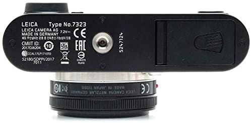 41uHyHW7WDL. AC  - Leica CL Mirrorless Black Camera Prime Kit with TL 18mm