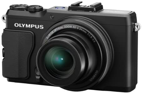 41zbbTTHkhL. AC  - Olympus XZ-2 Digital Camera (Black) - International Version (No Warranty)