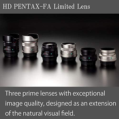 513ZQYt+OEL. AC  - Pentax HD 31mmF1.8 Limited Black Limited Lens Wide-Angle Prime Lens [F1.8 Large Aperture Lens] [High-Performance HD Coating] [SP Coating] [Round-Shaped Diaphragm] [Machined Aluminum Body ] (20210)