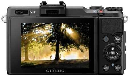 519sySnZPyL. AC  - Olympus XZ-2 Digital Camera (Black) - International Version (No Warranty)