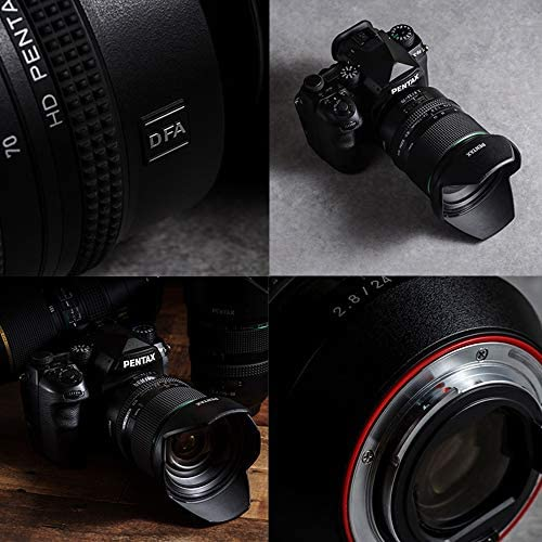 51L It1tbvL. AC  - HD PENTAX-D FA 24-70mmF2.8ED SDM WR High-performance standard zoom lens 24mm ultra-wide angle Weather-resistant construction Exceptional imaging power ED Glass Aspherical lens Latest lens coating