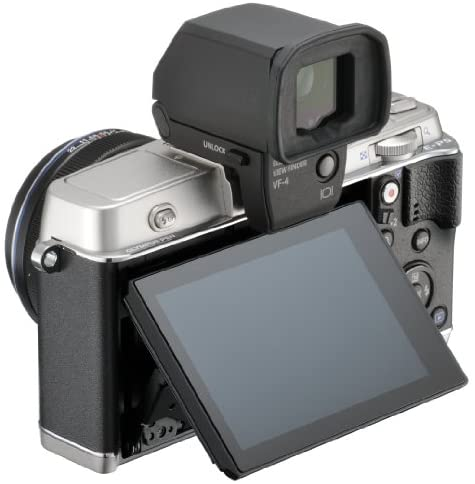 51bP3YlLDdL. AC  - Olympus E-P5 16.1 MP Mirrorless Digital Camera with 3-Inch LCD and 17mm f/1.8 lens (Silver with Black Trim)