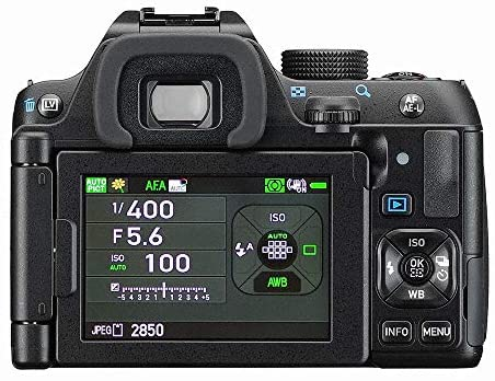 51gy0FX2RyL. AC  - Pentax K-70 Weather-Sealed DSLR Camera with 18-135mm Lens (Black) with Adobe Creative Cloud Photography Plan 20 GB (Photoshop+Lightroom) 12-Month Subscription