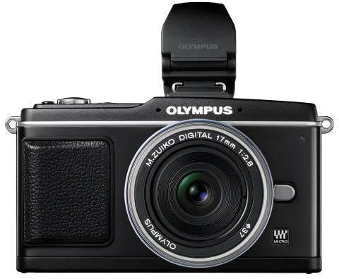 51hBJpGbW0L. AC  - Olympus PEN E-P2 12.3 MP Micro Four Thirds Mirrorless Digital Camera with 17mm f/2.8 Lens and Electronic View Finder