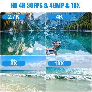 588962ae 43a3 4bcf 91de dbf0c8ffd6d2.  CR0,0,300,300 PT0 SX300 V1    - 4K Camcorder 48MP 18X Digital Camera WiFi IR Night Vision Video Camera for YouTube 3.0inch HD Touch Screen Vlogging Camera with External Microphone, Stabilizer and Remote Control