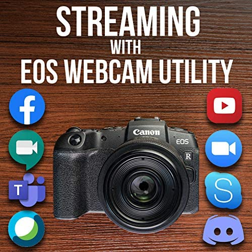 61J2uObaGFL. AC  - Canon Full Frame Mirrorless Camera [EOS R]| Vlogging Camera (Body) with 30.3 MP Full-Frame CMOS Sensor, Dual Pixel CMOS AF, Wi-Fi, and 4K Video Recording up to 30 fps
