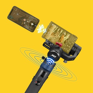 62a8da87 0dd5 45ca 90e0 207ec1e05d0c.  CR0,0,300,300 PT0 SX300 V1    - Zhiyun Crane M2 Crane-M2 Gimbal [Official Dealer], 3 Axis Handheld Gimbal for Mirrorless Cameras/Smartphone/Action Cameras for Sony A6000/A6300/A6400/A6500/Canon M6/G7 X Mark II, for GoPro Hero 7/6/5