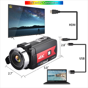 67b557b0 ccd2 436f 90cb 13d0ef9cef24.  CR0,0,300,300 PT0 SX300 V1    - OIEXI Video Camera 4K Camcorder Vlog Camera for YouTube, HD Digital Camera with 16X Digital Zoom and Night Vision, Video Recorder with Microphone (32GB SD Card, 2 Batteries Included