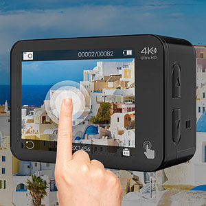 b0c66eda fb07 45d1 927e 0bcb4ee2cb34.  CR0,0,300,300 PT0 SX300 V1    - Campark X30 Action Camera Native 4K 60fps 20MP WiFi with EIS Touch Screen Waterproof Camera 40M, 2x1350mAh Batteries and Professional Accessories
