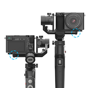 c9a2b30e 4dd7 4f20 bd09 c9aea4b90654.  CR0,0,300,300 PT0 SX300 V1    - MOZA Mini P Gimbal Stabilizer Handheld 3 Axis Gimbal 4-in-1 for Mirrorless&Compact Camera for iPhone Android Smartphone for Action Camera GoPro up to 1.98Lb Payload