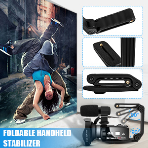 e41c4d4a 3093 4f08 856e 0abf86371c98.  CR0,0,300,300 PT0 SX300 V1    - 4K Camcorder 48MP 18X Digital Camera WiFi IR Night Vision Video Camera for YouTube 3.0inch HD Touch Screen Vlogging Camera with External Microphone, Stabilizer and Remote Control
