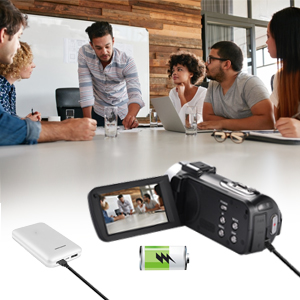 e888d371 59c1 4da1 a1ef ab9fc715077d.  CR0,0,300,300 PT0 SX300 V1    - OIEXI Video Camera 4K Camcorder Vlog Camera for YouTube, HD Digital Camera with 16X Digital Zoom and Night Vision, Video Recorder with Microphone (32GB SD Card, 2 Batteries Included