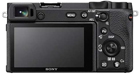 1624925328 901 41 DX5uWbsL. AC  - Sony Alpha a6600 Mirrorless Digital Camera Body (ILCE6600/B) Essential Bundle with Bag, 2 Extra Batteries, Charger, 64GB SD Card, and Accessories