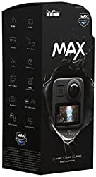 21u11+VgocS. AC  - GoPro MAX — Waterproof 360 + Traditional Camera with Touch Screen Spherical 5.6K30 HD Video 16.6MP 360 Photos 1080p Live Streaming Stabilization