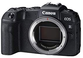 """31CBaQJXQcL. AC  - Canon EOS RP Full Frame Mirrorless Vlogging Portable Digital Camera with 26.2MP Full-Frame CMOS Sensor, Wi-Fi , Bluetooth, 4K Video Recording and 3.0"""" Vari-angle Touch LCD Screen, Body, Black,"""